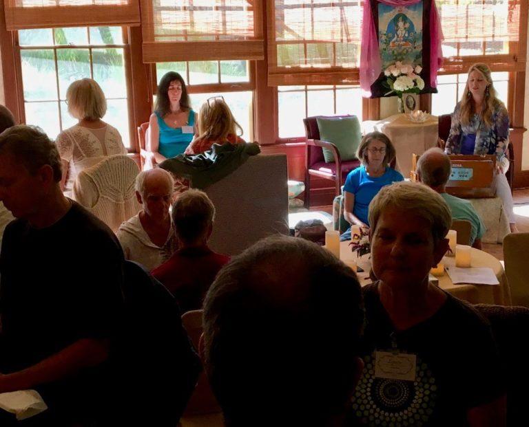 Spiritual Teacher Miranda Macpherson offers retreats globally