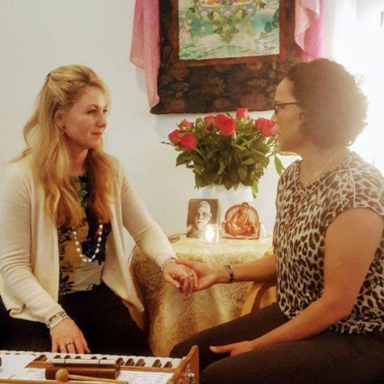 Spiritual teacher Miranda Macpherson is committed to inclusivity