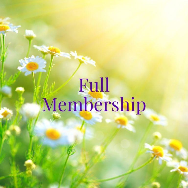 Full membership of the Living Grace Global Sangha with spiritual teacher Miranda Macpherson